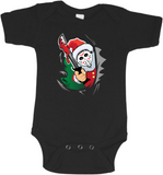 Ripped Jason Graphic Onesie or Tee