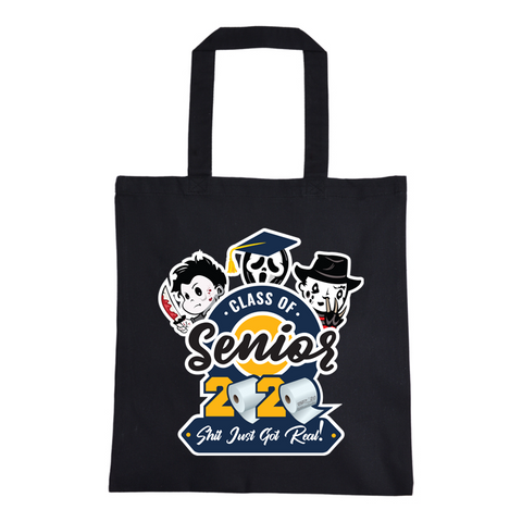 Senior Class of 2020 Tote Bag