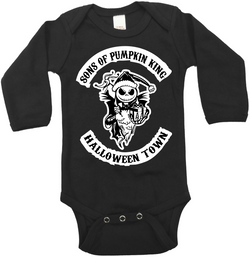 Son of Pumpkin King Graphic Onesie or Tee