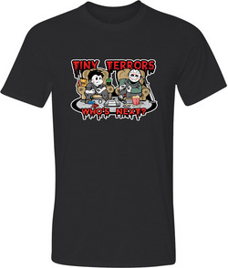 Tiny Terrors Gamers T-Shirt