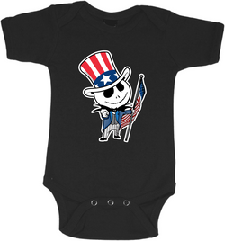 Uncle Jack Graphic Onesie or Tee