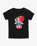 Uncle Pennywise Graphic Onesie or Tee