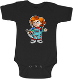 Chucky Graphic Onesie or Tee
