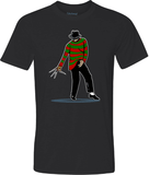 Freddy Jaskson Adult T-shirt-Spooky Baby