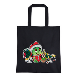 Baby Grinch Tote Bag