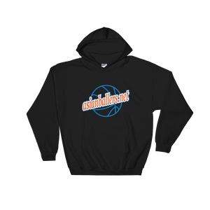 Asianballers.net OG Hooded Sweatshirt