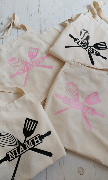 Personalised Baking / Cooking Apron
