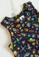 Space Chaos Romper