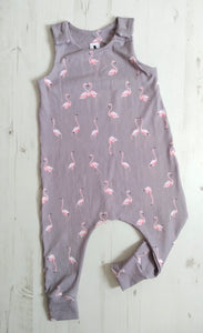 Pretty Flamingo Romper