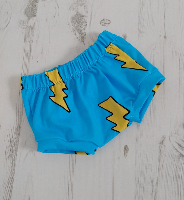 Lightning Bolt Bummies