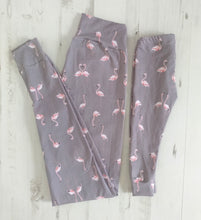 Pretty Flamingo - Adult Leggings