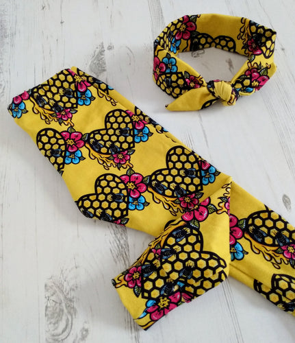 Honey Bee Leggings