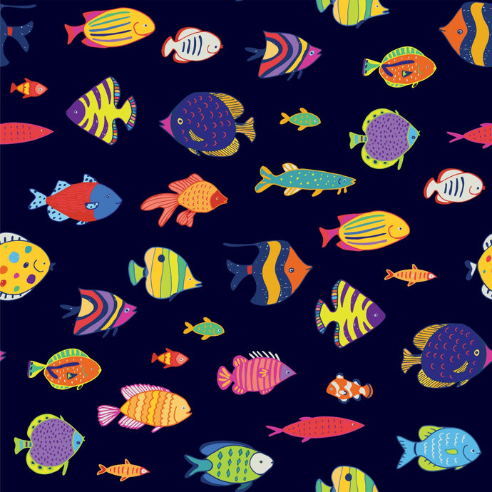 Hooray For Fish - Adult Leggings