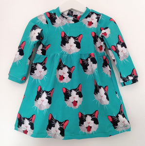 Pretty Kitty Dress