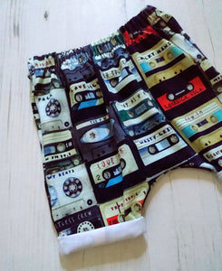 90s Mixtape Shorts - Love Sick London Collaboration