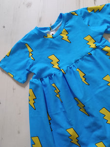 Lightning Bolts Dress