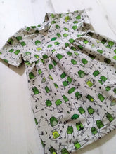 Yoga Frogs Dress