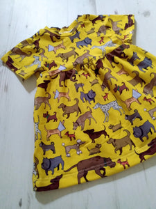Pawsome Dogs Dress
