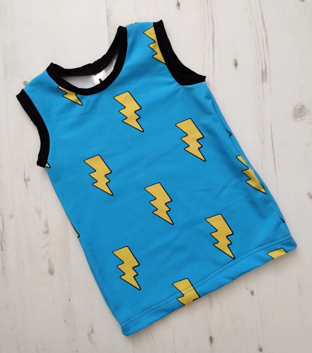 Lightning Bolts Vest