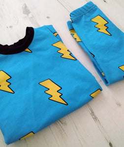 Lightning Bolt Top
