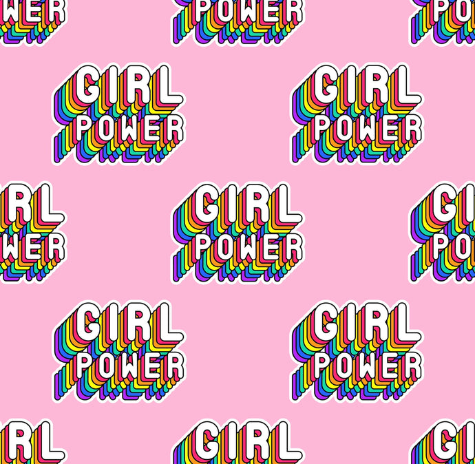 Girl Power Bloomers