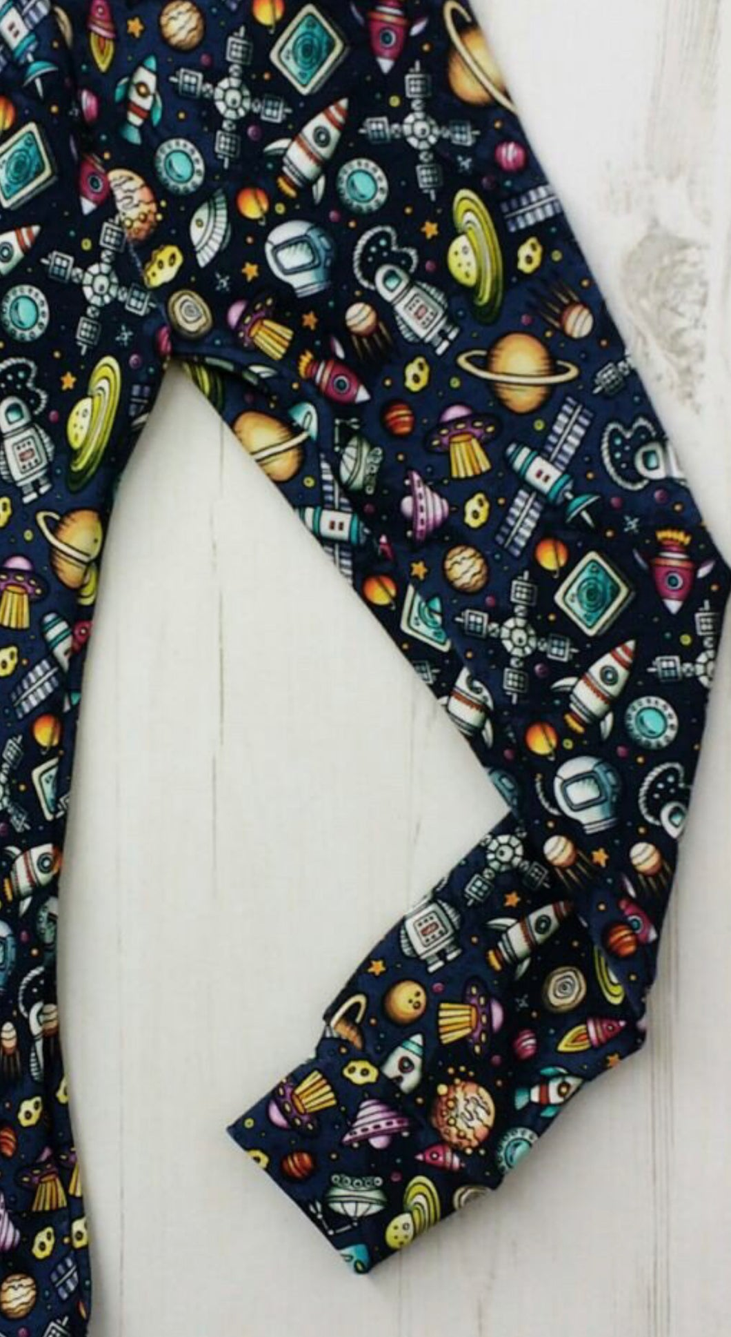 Space Chaos - Adult Leggings