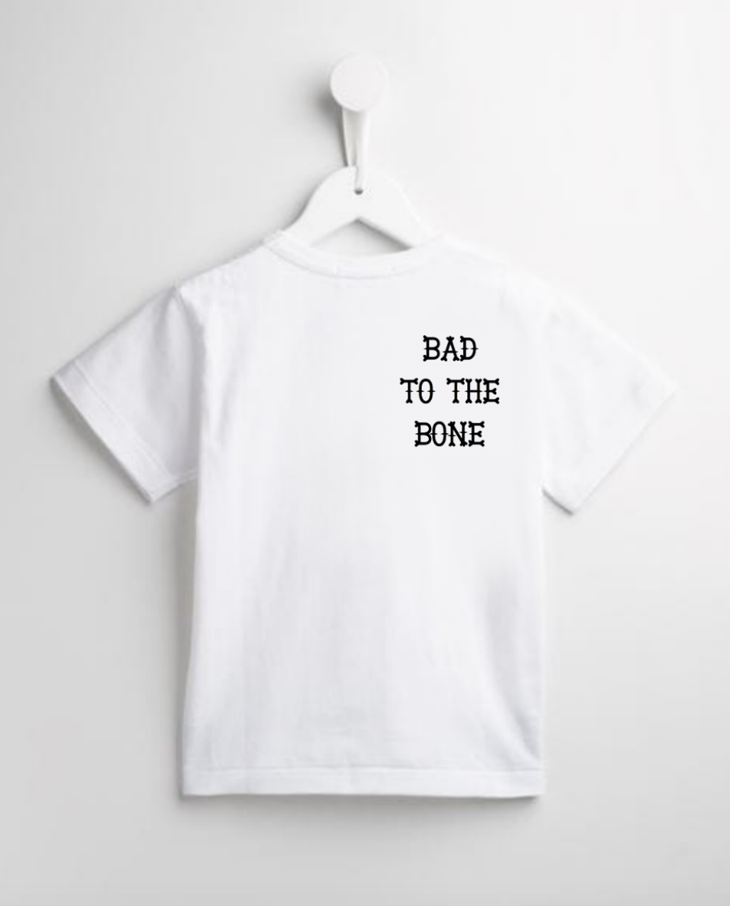 Bad To The Bone T-Shirt 3-4 years