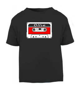 90s Mixtape Personalised Name T-Shirt
