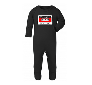 90s Mixtape Personalised Rompersuit