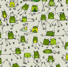 Yoga Frogs Romper