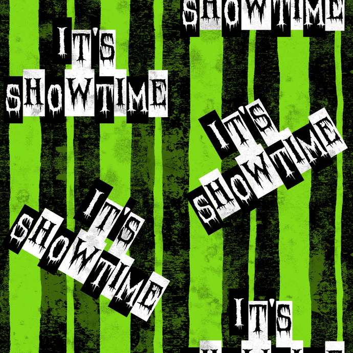 It's Showtime Romper