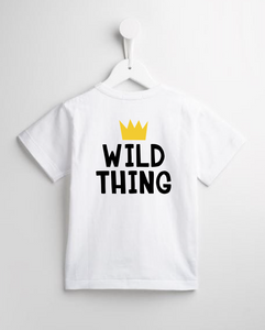 Wild Thing (Centre) T-Shirt