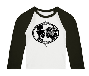 Love At Last Sight 3/4 length sleeve Raglan
