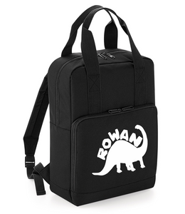 Dino Name - Backpack