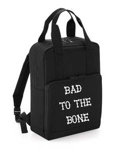 Bad To The Bone - Backpack