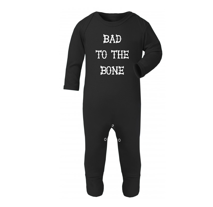 Bad To The Bone Rompersuit