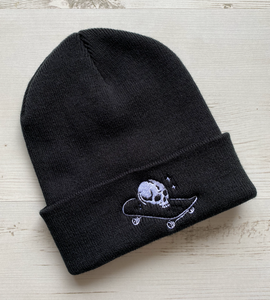 Embroidered Beanies - Bony Hawk Pro Skater