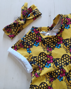 Honey Bee Dress