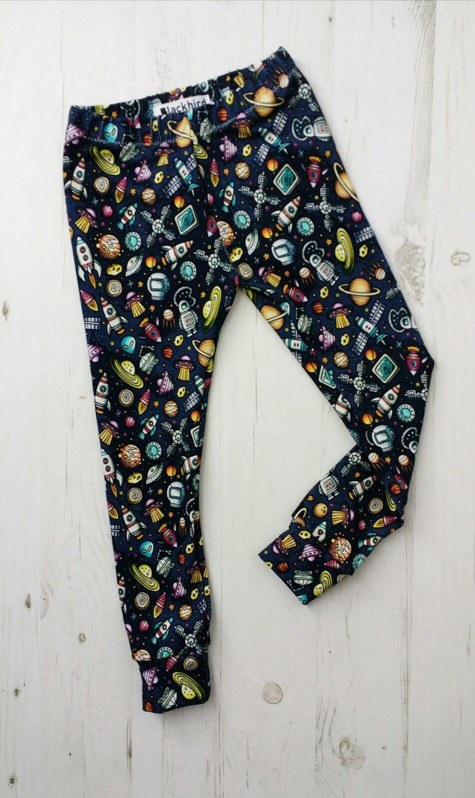 Space Chaos Leggings (2-3 years)