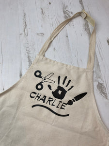 Personalised Craft Apron