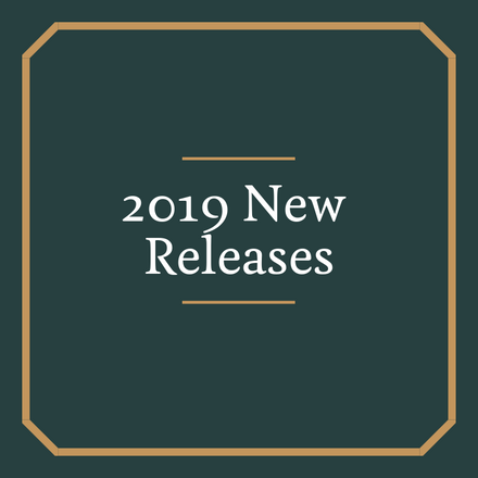 2019 New Release Books for Your Wishlist