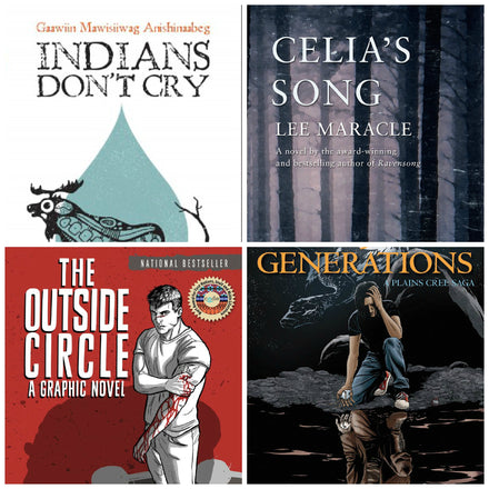 Bestselling Fiction by Indigenous Canadian Authors: Part One