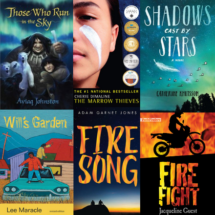 Top Books By Indigenous Authors For Young Adults