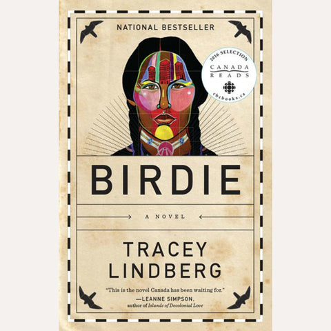 Birdie by Tracey Lindberg Cover