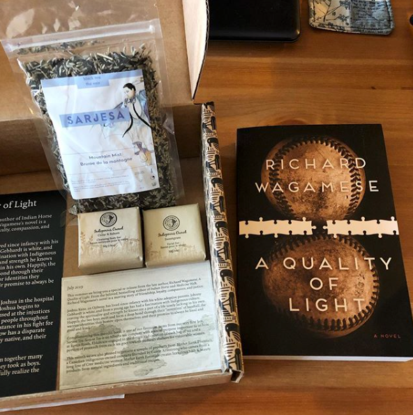 Past Box - 2019 July