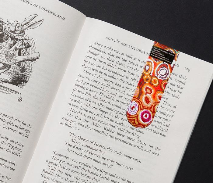 Warlukurlangu Artists (Australia) Magnetic Bookmark