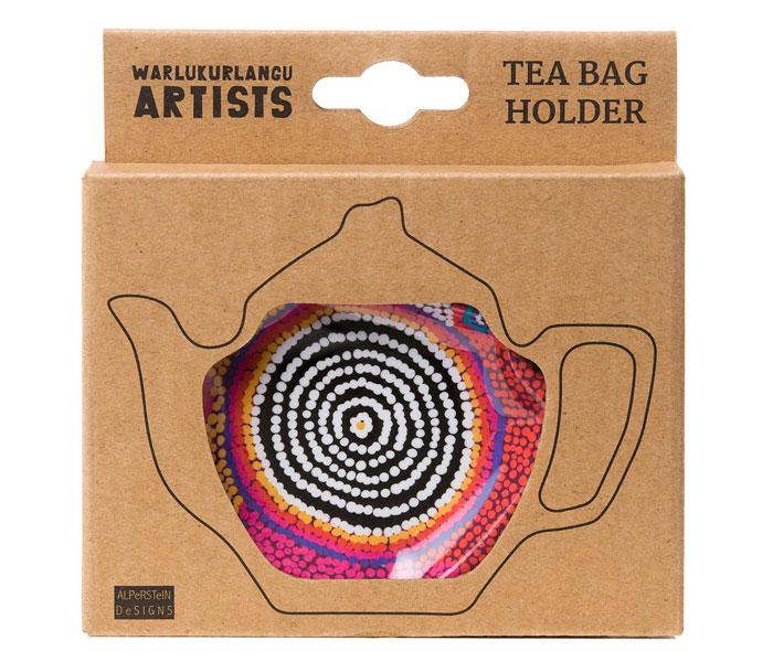 Warlukurlangu Artists (Australia) Tea Bag Holder