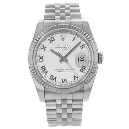 Rolex Datejust automatic-self-wind mens Watch 116234 (Certified Pre-owned)