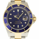 Rolex Submariner swiss-automatic mens Watch 16613 (Certified Pre-owned)