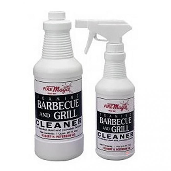 Case of BBQ Cleaner with Foaming Trigger Bottles